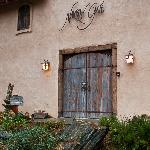 Tasting Room Entrance Narrow Gate Winery
