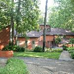 Foto di Whispering Oaks Bed & Breakfast
