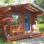 Hatcher Pass B&B cabin