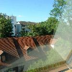 Ulm, Hotel Neuthor, view from window