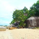 Parai Tenggiri Beach