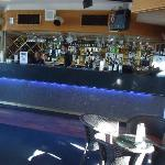 Spinnaker's Restaurant - the pre & post dinner bar area