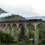 Hogwarts Express & Glen Finnan Viaduct
