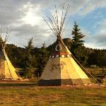 teepee&#39;s!!