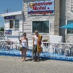  We recommend Lakeview Motel!