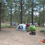 Sunset campground B269
