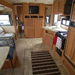 Sierra Rental Trailer - Paradise Shores RV Park & Marina, Bridgeport Ca