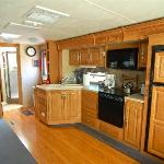  Denali Rental Trailer, Paradise Shores RV Park, Bridgeport CA