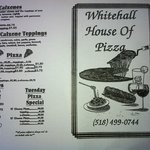 Whitehall House of Pizza