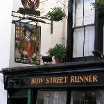  Street view of Bow Street Runner