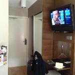  Room 507. Smaller than it looks. TV is good.