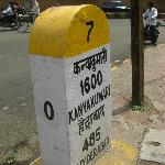  a modern mile marker
