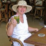 Best manjo mojito on the Island!