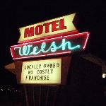 Foto van Welsh's Motel