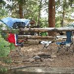 Estes Park Campground at East Portal resmi