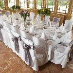 Private Dining Room Ideal for Small Wedding/Christening