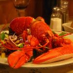 Very local lobster