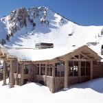 Snowbasin- Middle Bowl Lodge