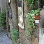 Little cobbled streets of San Sebastiano Curone