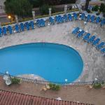  piscina al amanecer, todava sin gente