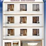 Hotel Sukhman International resmi