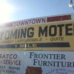 Photo de Wyoming Motel