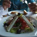 Greek Salad,Calma