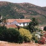 View of Cortijo el Papudo from the farm