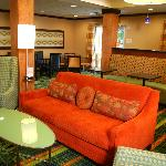 Foto van Fairfield Inn & Suites by Marriott Lakeland / Plant City