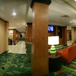 Fairfield Inn & Suites by Marriott Lakeland / Plant City resmi