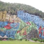 Mural de la Prehistoria