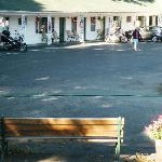  One of the section of the Motel