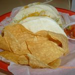 Soft Tacos at Tortilla Bay