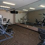 Spacious Fitness/Workout Room