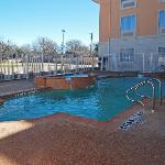  Ah! Welcoming Pool for a Hot Texas Day!