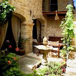 Un Patio en Luberon