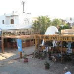 Star of Dahab hotel and Big Blue Dive Centre