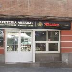 Cafeteria Bar Arrabal