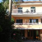  entrata del relais