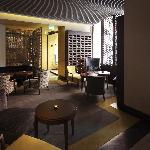 Quilon Restuarant - Bar Area