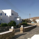 Entrance to Cyclades #Studios