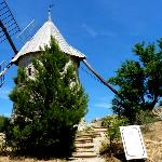 The Mill at the bakery in Cucugnan