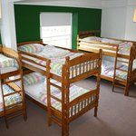 Spacious dorms from £17.50 per person per night - £75 per week if booked direct
