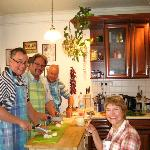 Culinary Hungary Home Cooking Class
