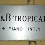Foto van B&B Tropical