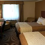 Photo de BEST WESTERN Tumwater Inn