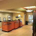 Hampton Inn Easton resmi