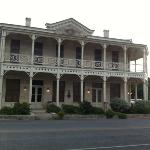historic Dienger Bldg Boerne TX