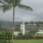 Wananalua Church in the heart of Hana