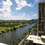  Ala Wai Canal view from lanai